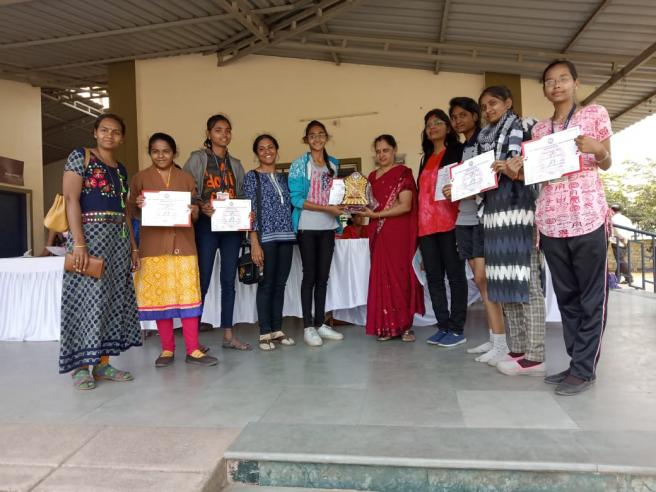 carom cometation winner of CM in IDS 2019-2020 held at sangali