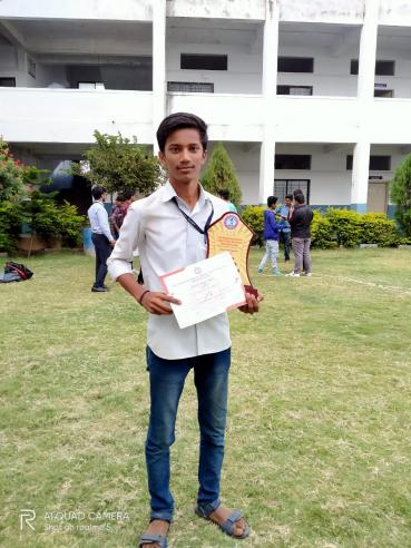 chess competation winner of CM  in IDS2019-2020
